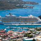 Royal-Caribbeans-Oasis-of-the-Seas-at-the-new-pier-St.Thomas