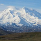 Mount McKinley on a Clear Day
