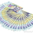 romanian-money-isolated-27012878