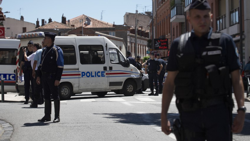 Four people held hostage by a gunman in French city of Toulouse