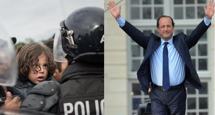 hollande refugiati