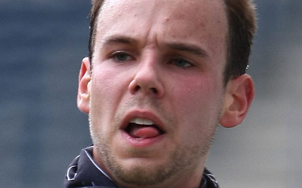 Andreas Lubitz (sursa:  telegraph.co.uk)